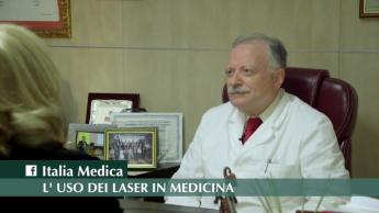 L'uso del laser in medicina